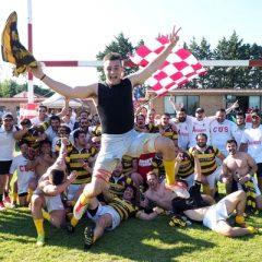 Cus Perugia in trionfo: vittoria e serie A