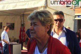 Susanna Camusso: «Preoccupati per Ast»