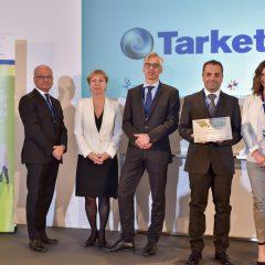 Sicurezza sul lavoro, premio alla Tarkett