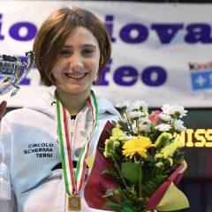 Scherma, doppio podio al Trofeo 'Nostini'