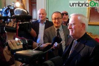 Bassetti: «Umbria, orgoglioso di te»