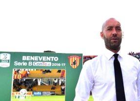 Benevento-Perugia 1-0 ma Bucchi è contento