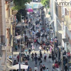 Umbria, giù i residenti: -0,4% nel 2019