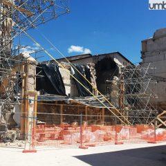 Post sisma, ingegneri sugli scudi a Terni