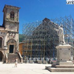 Ricostruzione: «Giù le mani dalla Basilica»