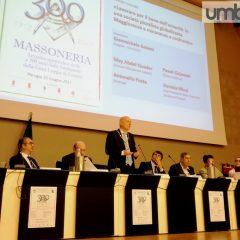 Massoneria, a Perugia la festa per i 300 anni