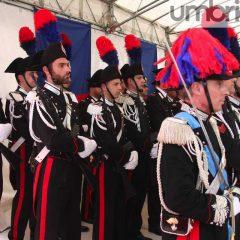 La festa dei carabinieri vista da Mirimao