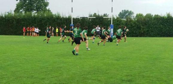 Umbria rugby ragazze, podio nazionale