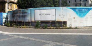 Terni, fontana «pronta in primavera del 2020»
