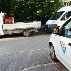 Gubbio, in arrivo sospensione idrica