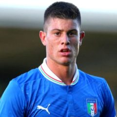 Cerri in nazionale U21: azzurro nel 'suo' Curi
