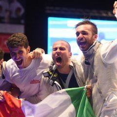 Terni, Alessio Foconi campione del mondo