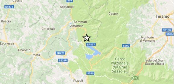 Terremoto, l'Umbria torna a tremare