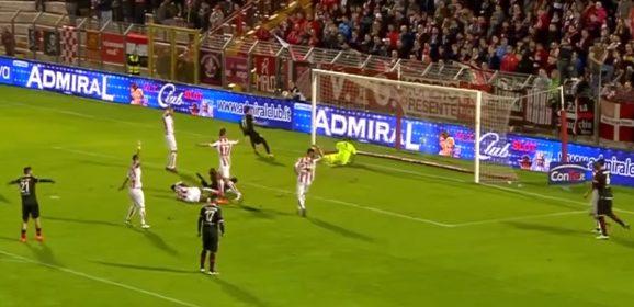 Perugia-Vicenza 1-1 Dezi va al Parma