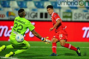 Entella Perugia gol Han