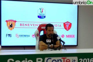 «Perugia a Benevento con i nuovi acquisti»