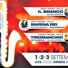 Otricoli Music Festival, arrivano i Tiromancino