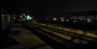 Terni, stazione al buio: «Sottopasso da paura»