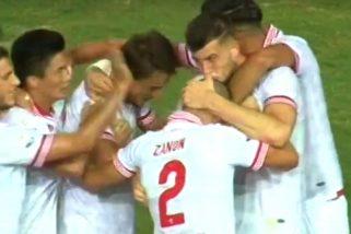 Benevento-Perugia, partita in 'pillole'