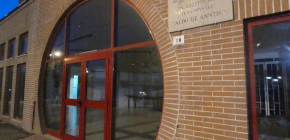 Terni, utilizzo pala Di Vittorio e De Santis: out l'Interamna basket