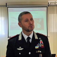 Carabinieri, Rossi: «Vicini ai cittadini»