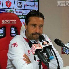 Perugia-Frosinone 1-0, il parere di Giunti