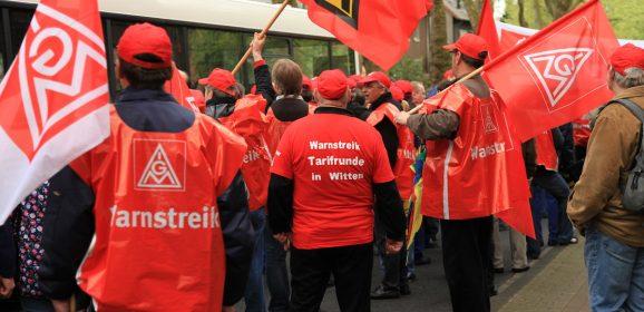 ThyssenKrupp – Tata, sciopero in Germania