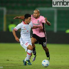 Palermo-Perugia, finalmente si gioca
