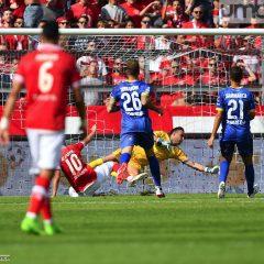 Perugia-Frosinone 1-0 vittoria da Grifo