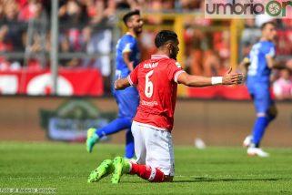 Perugia-Frosinone 1-0 vista da Settonce