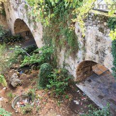 Porta Sant'Angelo 'giardino della droga'