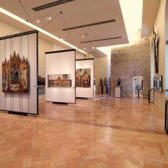 Galleria Nazionale, musei secondo Pierini