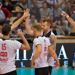 Volley, Sir Perugia: primo test positivo