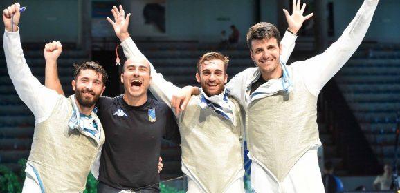 Scherma, Foconi: terzo trionfo mondiale