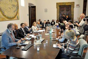 conferenza fcu cronoprogramma lavori Regione Umbria Mobilità Busitalia Rfi marini chianella del bolgia bufaloni Lebruto pignatone zurli