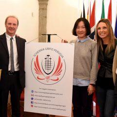 C'è Valentina Vezzali per la Scherma Perugia