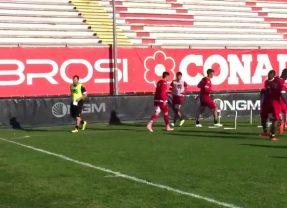 Perugia-Carpi live: serve una vittoria