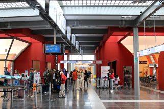 Aeroporto di Perugia: «Bilancio in pari»