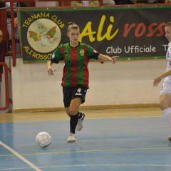 Futsal, bottino pieno Ternana a Barletta