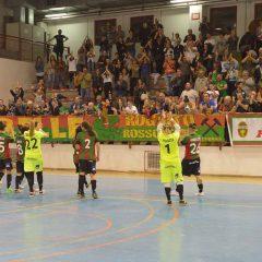 Futsal, ecco maxi multa per la Ternana