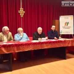 La Chiesa di Perugia: «Sosteniamo il lavoro»