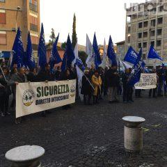 Terni, la Lega Nord: «La città non è sicura»