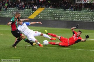 Ternana – Novara 1-1 vista da Mirimao