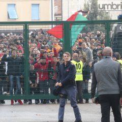 Ternana – Perugia, 'colori' del derby