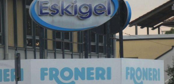 Terni, Eskigel: presidio in prefettura