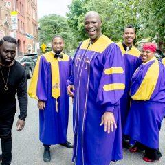 'The Harlem Voices', musica e solidarietà