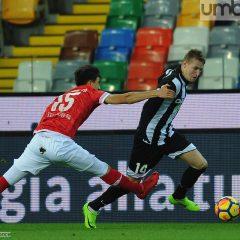 Udinese – Perugia 8-3 vista da Settonce
