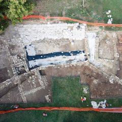 Terni, scavi a Carsulae: emerge un tempio