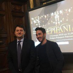 'Aspettando l'Epifania',  con Federico Angeluci