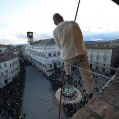 Il funambolo tornerà a camminare su Perugia